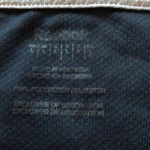 Reebok Shirts - Men's Reebok T Shirt Black and Gray
